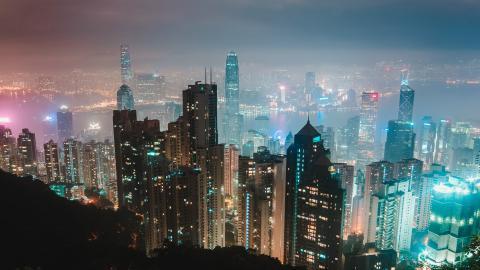 香港行政特区的法定禁止吸烟区